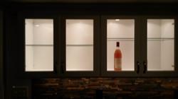 In cabinet lighting