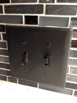 New Switches for Kitchen