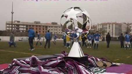FUTEBOL SÉNIOR: Sorteios de futebol sénior da AF Setúbal