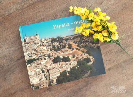 Álbum de Viagem - Travel Series, Espanha!
