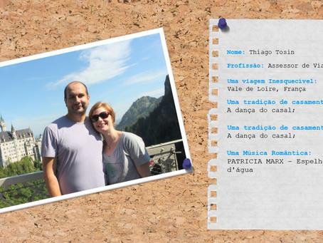 Bate Papo com a Padrinhos de Lua de Mel, assessoria de viagens românticas