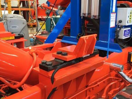 LOADRITE E2750 Hook Lift Scales