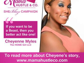 Week 38: Cheyenne Myles