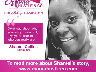 Week 8: Shantel Collins