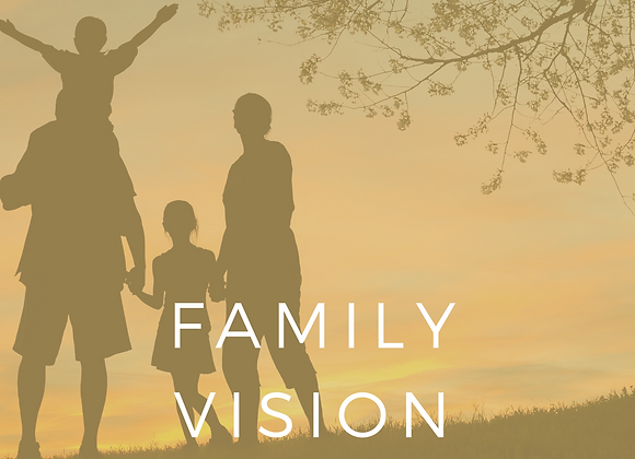 The Legacy Space - Family Vision Workbook