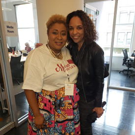 Heart of the Hustle Interview: Power of the Pen with Ellen McGirt and Ruthie Ackerman