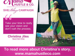 Week 7: Christina Jiles