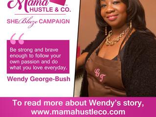 Week 3: Wendy George-Bush