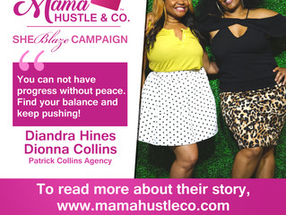 Week 41: Diandra Hines and Dionna Collins