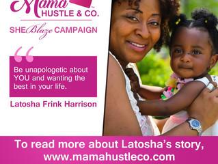 Week 2: Latosha Frink Harrison