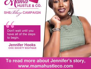 Week 6: Jennifer Hooks