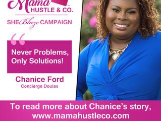 Week 34 : Chanice Ford