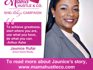 Week 33: Jaunice Rufai