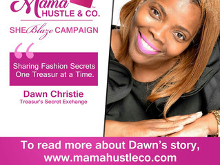 Week 5: Dawn Christie