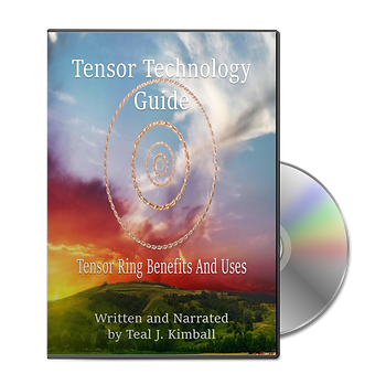 Tensor Technology Guide CD By Teal Kimball