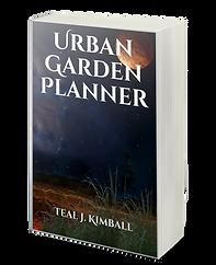 Urban Garden Planner On Amazon I Teal Kimball