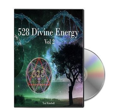 528 Divine Energy Vol 2 On Amazon