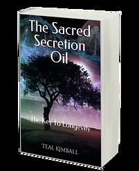 The Sacred Secretion Oil On Amazon