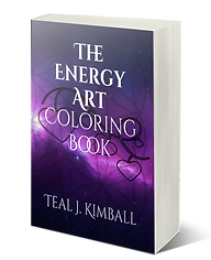 The Energy Art Coloring Book On Amazon