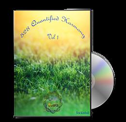 528 Quantified Harmony Vol 1 I Teal Kimball