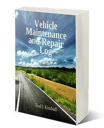 Vehicle Maintenance and Repair Log Book On Amazon
