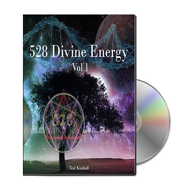 528 Divine Energy Vol 1 On Amazon