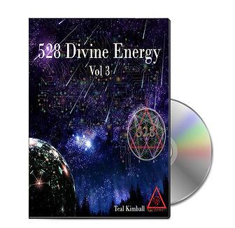 528 Divine Energy Vol 3 On Amazon