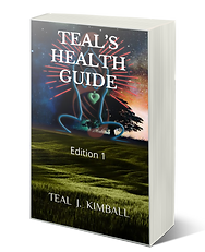 Teal's Health Guide Book On Kindle
