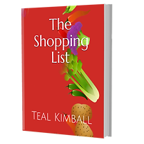 The Shopping List Book On Amazon