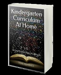 Kindergarten Curriculum At Home On Amazon