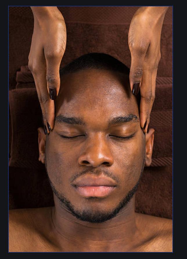 Head, Neck and Arm Massage