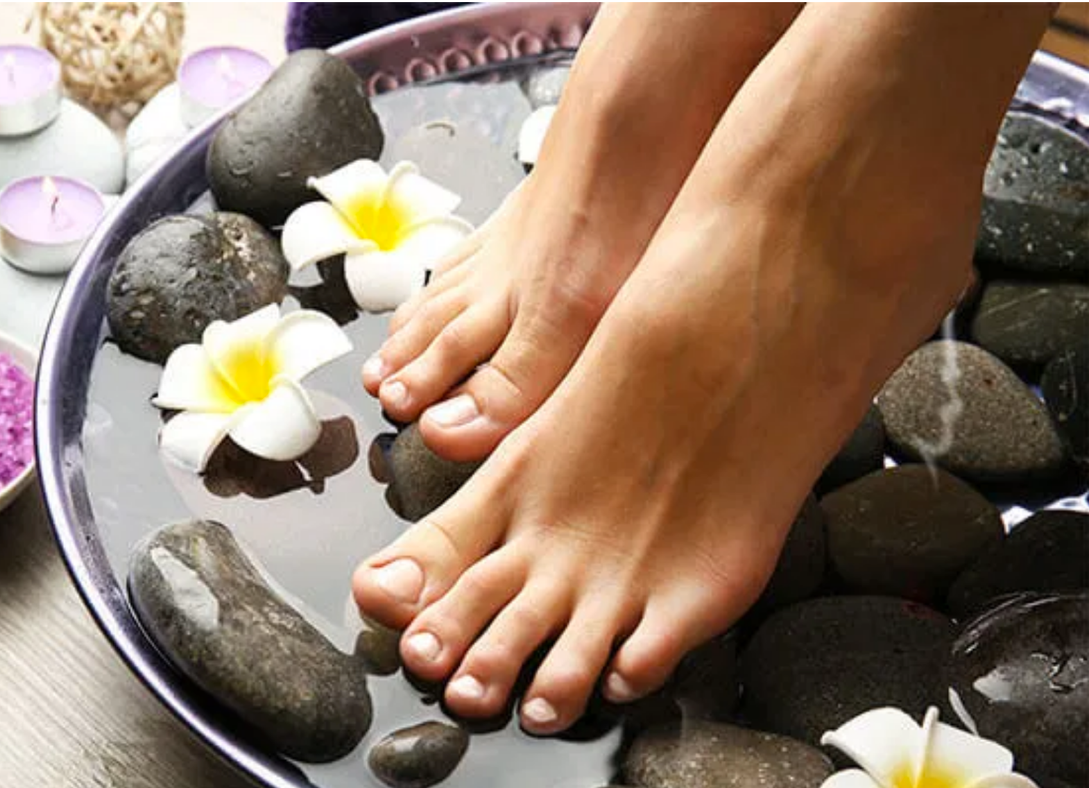 Hand and Foot Spa