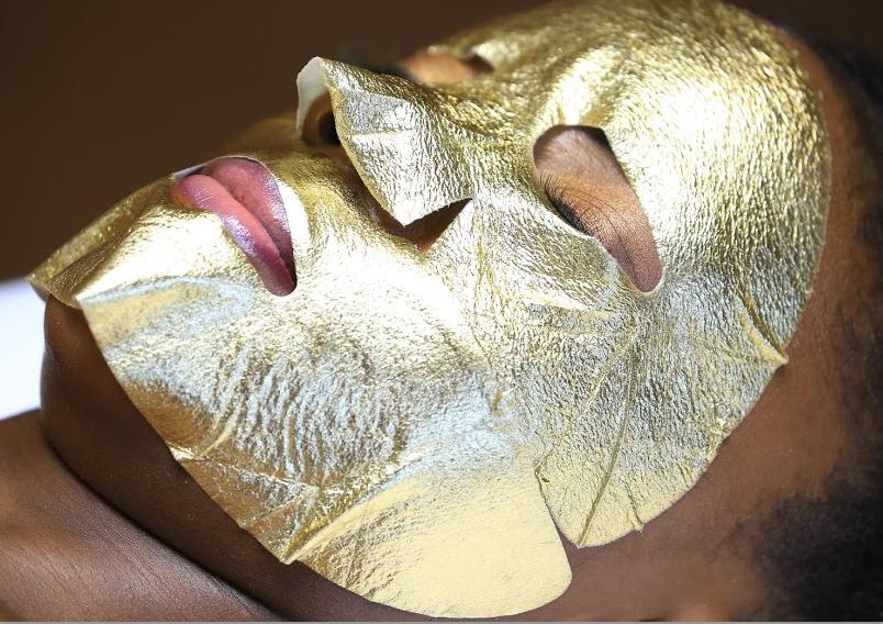 Anti Aging Gold Facial Treatment