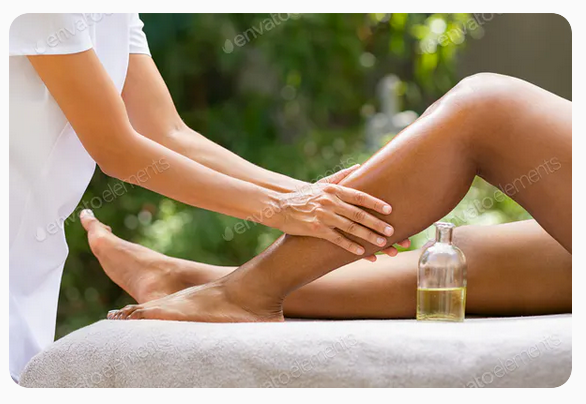 Foot and Leg Massage