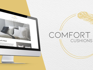 Comfort Plus Cushions - Gold Coast