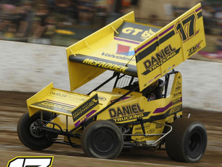 BIG WIN for Monte Motorsport Sprintcar Team