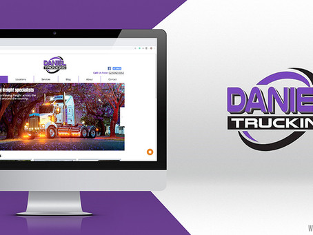 NEW WEBSITE - Welcome to Daniel Trucking