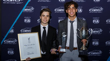 2018 Young Driver of the Year - CAMS Awards Night