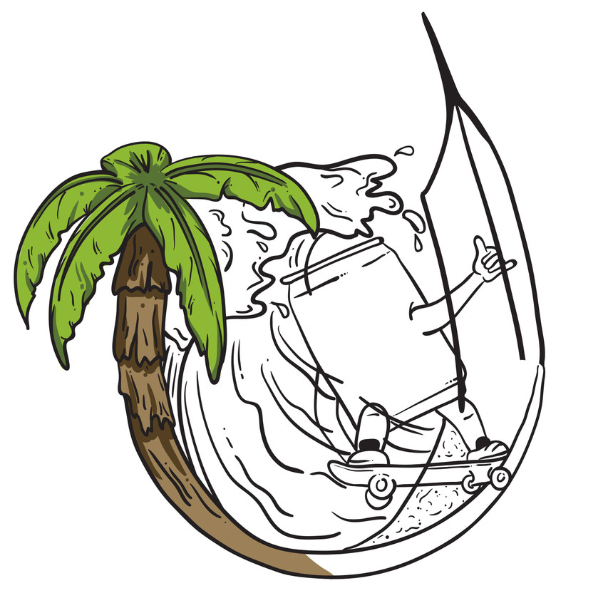 Black Hops Brewery - Sen It Session Ale - Gold Coast