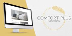 Logo design - Comfort Plus Cushions