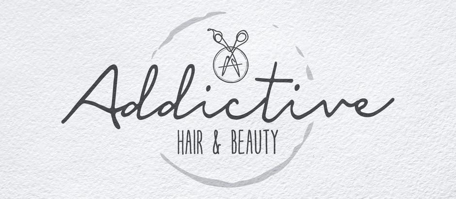 Hair Salon Website & Logo Design