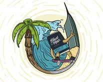 Black Hops Brewery - Illustration