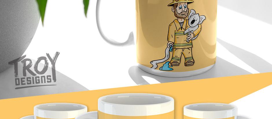YOU'RE A KOALA-TY PERSON - Illustration Donation Mug
