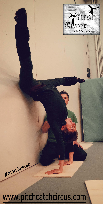 Seven Handstand Shape