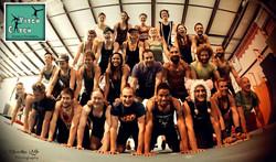 group pyramid