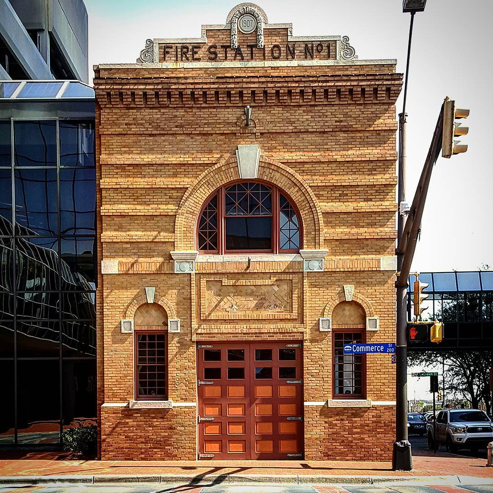 Fire House No.1 Fort Worth