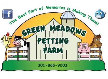 Plan Your Trip: Green Meadows Petting Farm