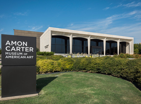 Plan Your Trip: Amon Carter Museum