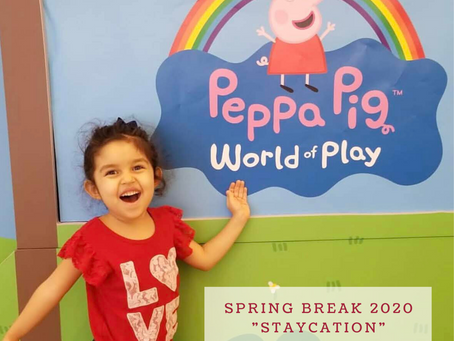 Spring Break 2020 Resources