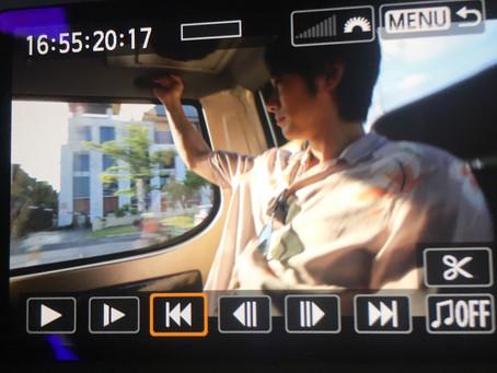 DEAN FUJIOKA DVD特典映像の撮影